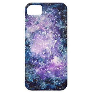 Cosmic galaxy iPhone 5 cover