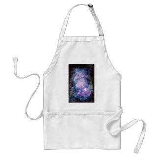 Cosmic galaxy standard apron