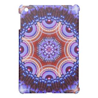 Cosmic Geometry Mandala iPad Mini Covers