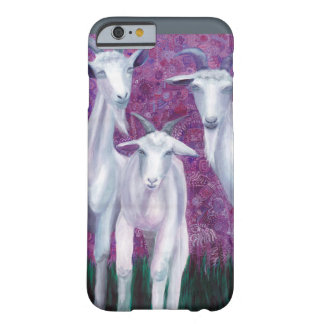 Cosmic Goats Barely There iPhone 6 Case