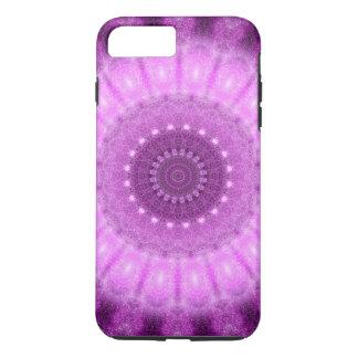 Cosmic Heart Mandala iPhone 7 Plus Case