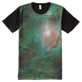 Cosmic Hearth All-Over-Print T-Shirt