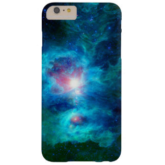 Cosmic Hearth Azul Barely There iPhone 6 Plus Case