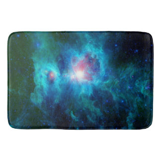Cosmic Hearth Bath Mat