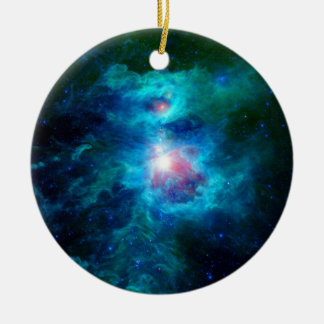 Cosmic Hearth Ceramic Ornament