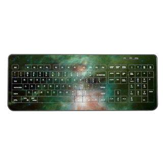 Cosmic Hearth Wireless Keyboard