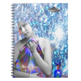 Cosmic Hitch-hiker Notebook