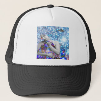 Cosmic Hitch-hiker Trucker Hat