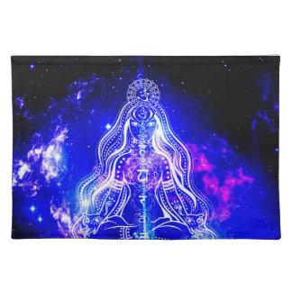 Cosmic Iridescence Placemat
