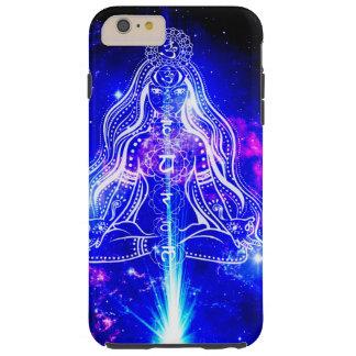 Cosmic Iridescence Tough iPhone 6 Plus Case