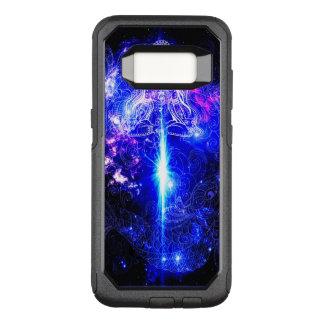 Cosmic Iridescent Koi OtterBox Commuter Samsung Galaxy S8 Case