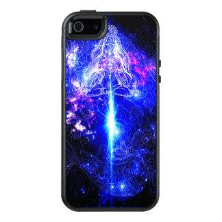 Cosmic Iridescent Koi OtterBox iPhone 5/5s/SE Case