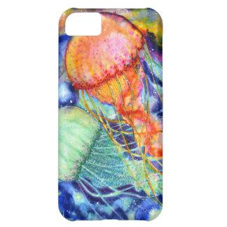 Cosmic Jellyfish iPhone5 case