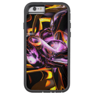 Cosmic Lightning Abstract Tough Xtreme iPhone 6 Case