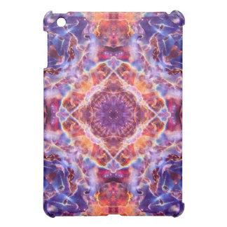 Cosmic Lightning Cross Mandala iPad Mini Case