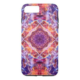 Cosmic Lightning Cross Mandala iPhone 7 Plus Case