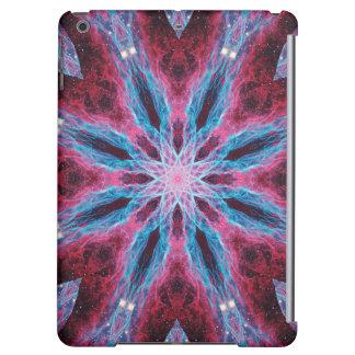 Cosmic Lightning Mandala iPad Air Covers