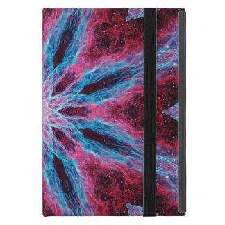 Cosmic Lightning Mandala iPad Mini Case