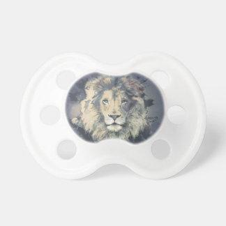 COSMIC LION KING   Custom Newborn Pacifier