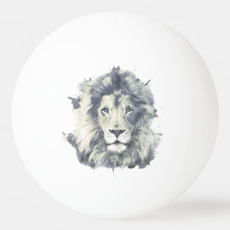COSMIC LION KING | Custom Ping Pong Ball
