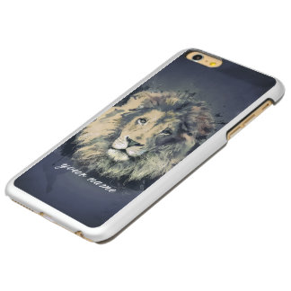 COSMIC LION KING | Feather Shine iPhone 6Plus Case