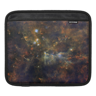 Cosmic Little Fox and the Giant Stars SpaceHD iPad Sleeve