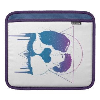 Cosmic love II iPad Sleeve