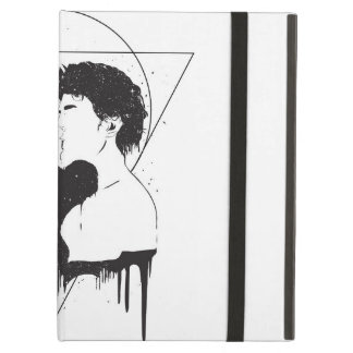 Cosmic love iPad air cover