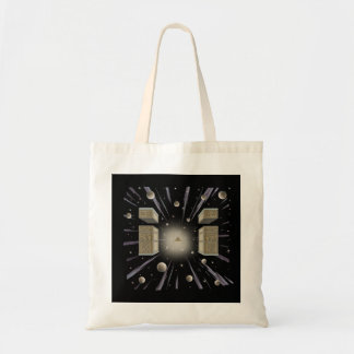 Cosmic,New Age,Spiritual Tot Bag. Tote Bag
