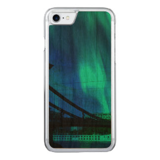 Cosmic Night in Budapest Carved iPhone 8/7 Case