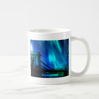 Cosmic Night in Budapest Coffee Mug