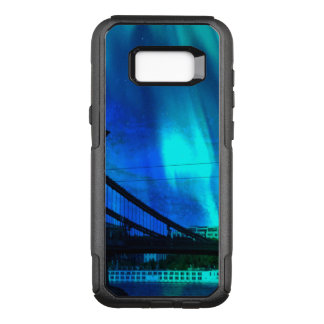 Cosmic Night in Budapest OtterBox Commuter Samsung Galaxy S8+ Case