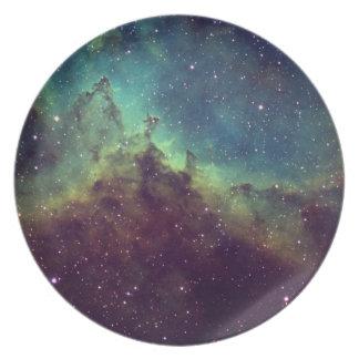 Cosmic Plate