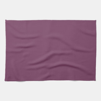 Cosmic Plum Mauve Purple Kitchen Towels