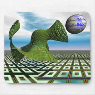 Cosmic Poodle Mousepad