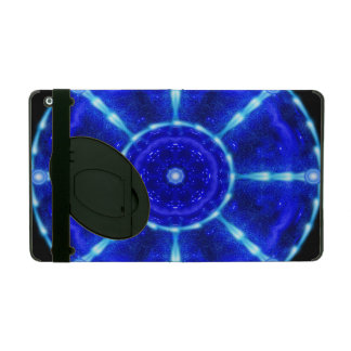 Cosmic Pool Mandala iPad Folio Case
