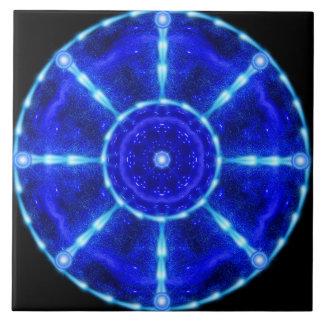 Cosmic Pool Mandala Tiles