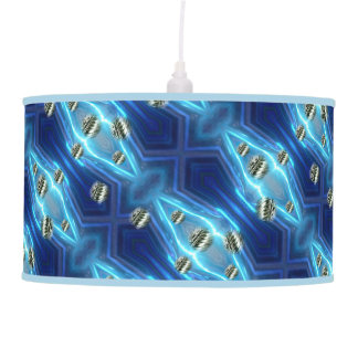Cosmic Rain Floating Metal Drops Pendant Lamp