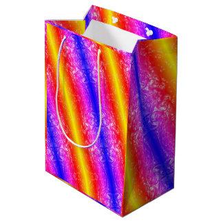 Cosmic Rainbow Medium Gift Bag