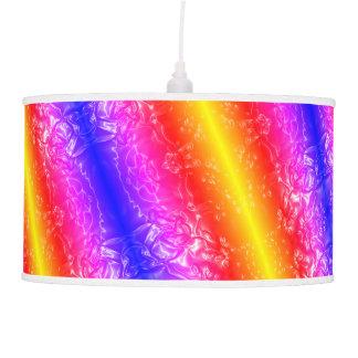 Cosmic Rainbow Pendant Lamp