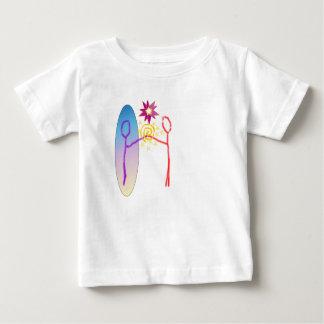Cosmic Reunion: Fear_Feels_Love Baby T-Shirt