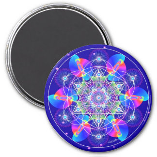 Cosmic Ripples Magnet