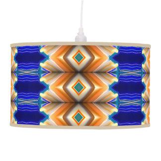 Cosmic Shell Kaleidoscope Pendant Lamp