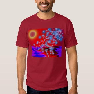 Cosmic Shower T Shirt