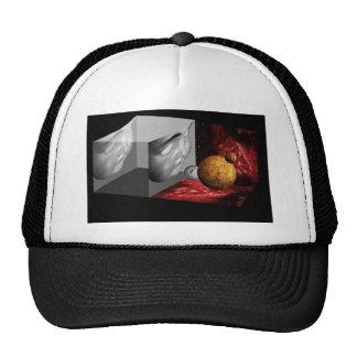 Cosmic Soul Mesh Hat