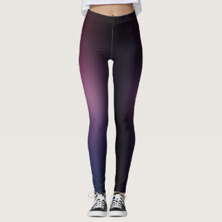 Cosmic Space Aura Leggings