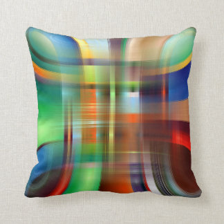 Cosmic   Space Throw Pillow