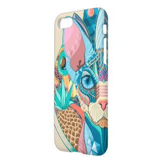Cosmic Sphynx Cat iPhone 8/7 Case