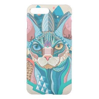 Cosmic Sphynx Cat iPhone 8 Plus/7 Plus Case