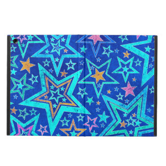 Cosmic Starry Pattern Case For iPad Air